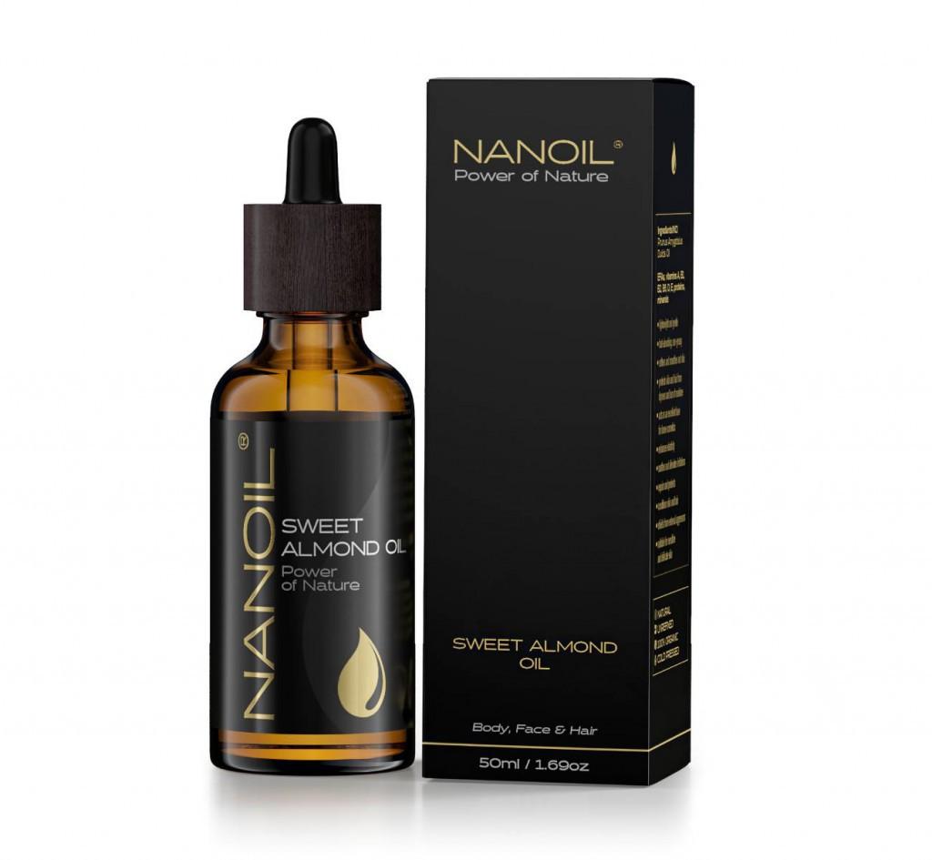 Nanoil Mandelöl